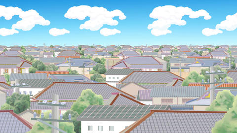 Background neo 7 Animation