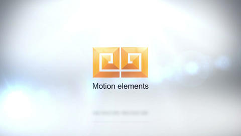 Elegant Flow Reveal After Effects Template