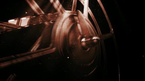 Movie Projector Intro 動画素材, ムービー映像素材