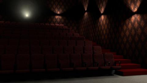 Movie Theater Opener Stock Video Footage