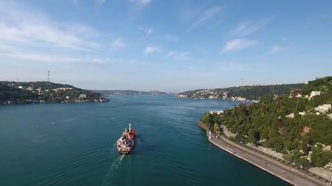 Bosphorus Footage