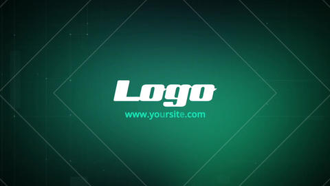 Shapes Logo Opener After Effects Template