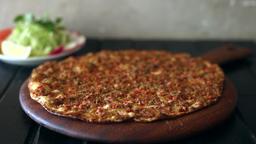 turkish cuisine meat food kebap Stock Video Footage