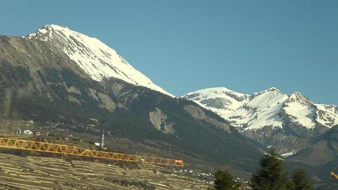 Beautiful Swiss Location Footage