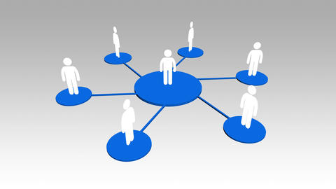 4k human icons,business teamwork,Social or Business Network,a group of people in Live Action