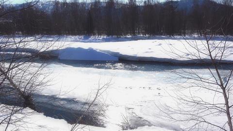 Spring River Footage