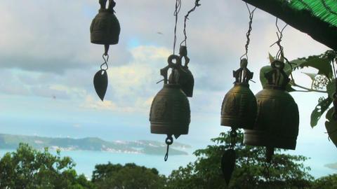 Wind Bells Footage