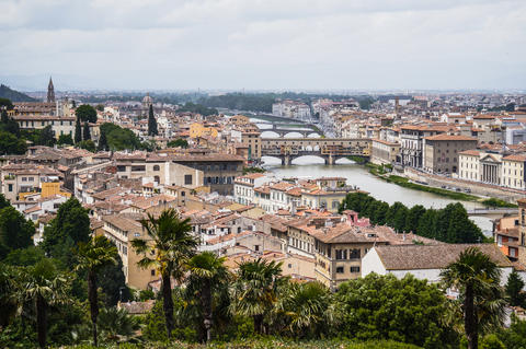 Trip to Italy. Fantastic Florence Photo