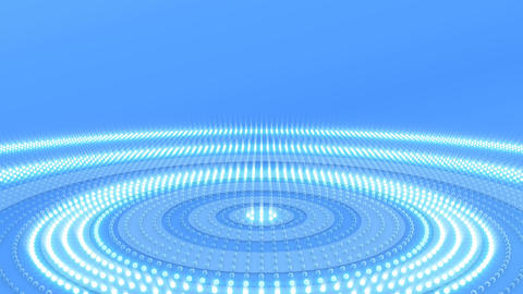 LED Wall 18 3 Circle Fc2 4k Animation