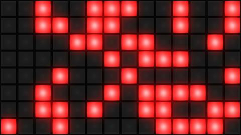Red disco nightclub dance floor wall glowing light grid background red disco nightclub dance floor wall glowing light grid mozeypictures Images