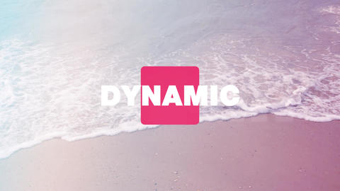Dynamic Modern Slideshow After Effects Template