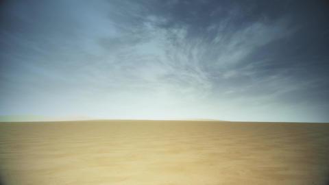 Desert Hyperlapse 12 hours 3D Animation 2 Animation