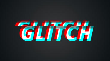 Glitch Intro 2.0 4K After Effects Project