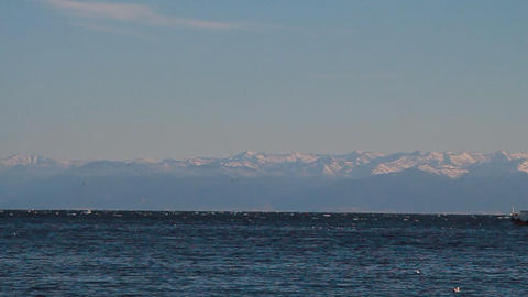 Lake Baikal Footage
