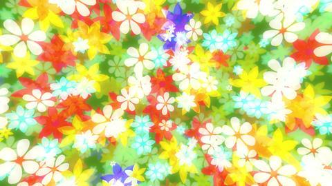 flower000018 CG動画素材
