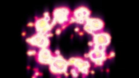 fire000086 CG動画素材