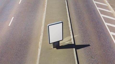 billboard, copy space, text, message, public information, board Photo