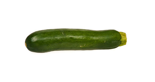 cut a zucchini, ideal for creating video recipes Footage
