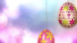 Easter Magic Egg Fancy (1) CG動画素材