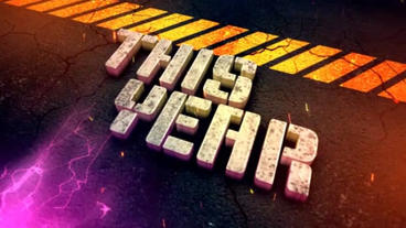 Road HipHop Plantilla de After Effects