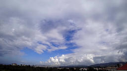 Different clouds, time lapse Footage