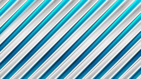 Tech bright abstract glossy stripes video animation Animation