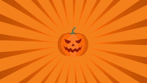 Halloween Pumpkins Animation