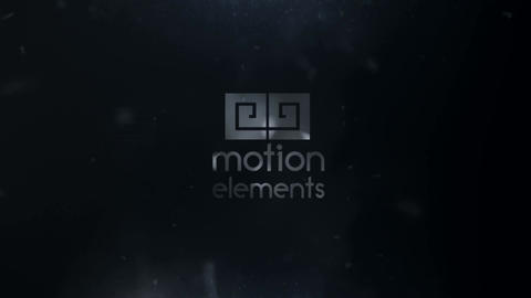 DISPERSED LOGO After Effects Template