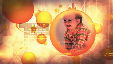 Kids Memories Photos After Effects Project