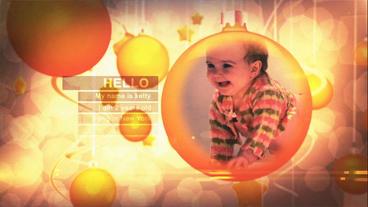 Kids Memories Photos After Effects Templates