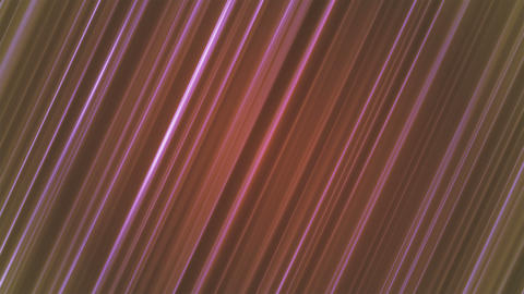 Broadcast Forward Slant Hi-Tech Lines, Brown Pink, Abstract, Loopable, 4K Animation