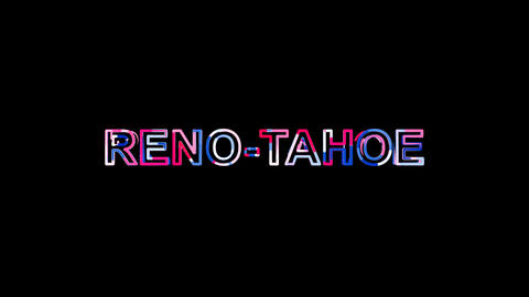 Letters are collected in International Airport RENO-TAHOE, then scattered into Animation