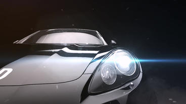 Car Visualisation After Effects Template