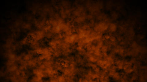 Fire smoke background CG動画素材