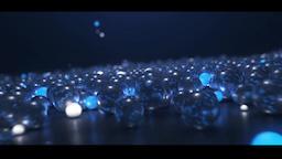 Glow Sphers Logo Premiere Pro Template