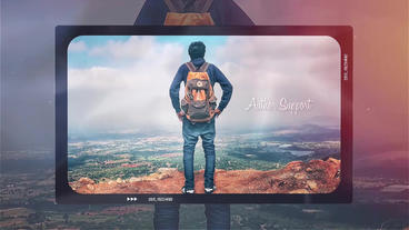 Frames of Memory Premiere Pro Template