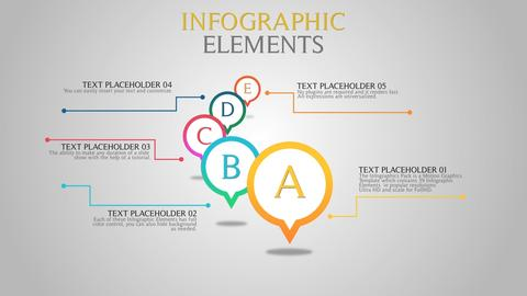 Infographic Elements MGT Motion Graphics Template