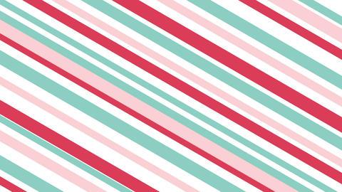 Colorful Stripe Loop CG動画