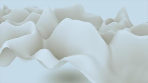 Abstract flowing silk. Seamless loop Footage