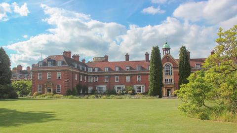 Oxford University- St. Hugh's College Image