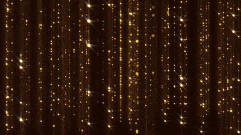 Glitter Animated Particles Gorgeous Background Flicker Wall Animation