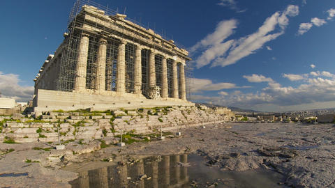 The Beauty of the Parthenon 영상물