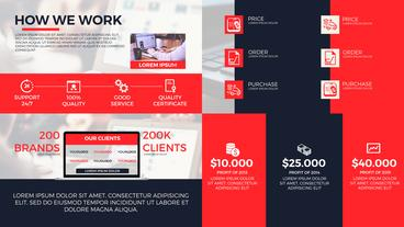 Corporate Business Presentation After Effects Template