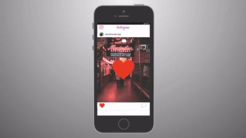 Instagram Profile Promo After Effects Template