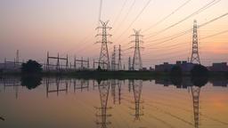 high voltage pole GIF