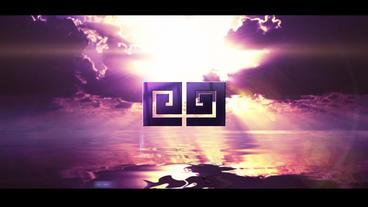 3d Water Logo Premiere Proテンプレート