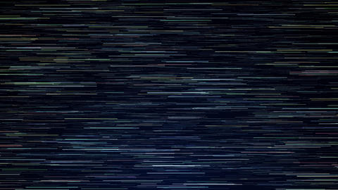 star trail galaxy in stunning night Animation