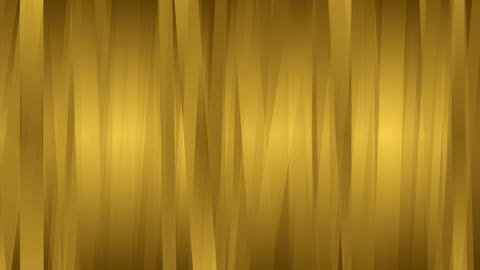 Abstract Gold Geometric Lines Animation