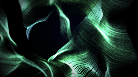 Wave Abstract Background GIF