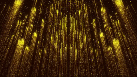 Particles Gorgeous Flares Flicker Background Animated Glitter Wall ภาพเคลื่อนไหว